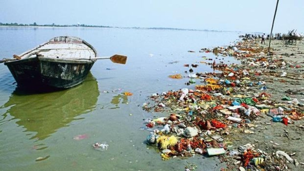 Heavy metal pollution dips in Ganga water, thanks to pandemic
