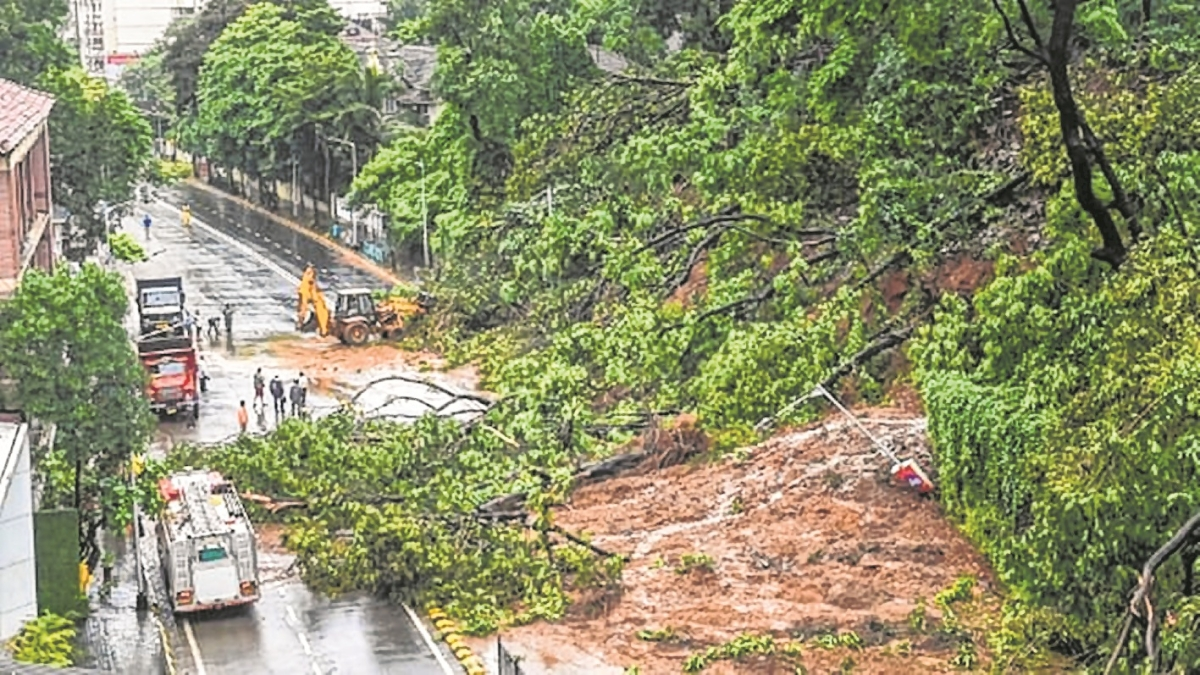 Mumbai: Repair of BG Kher Marg only after post-monsoon inspection