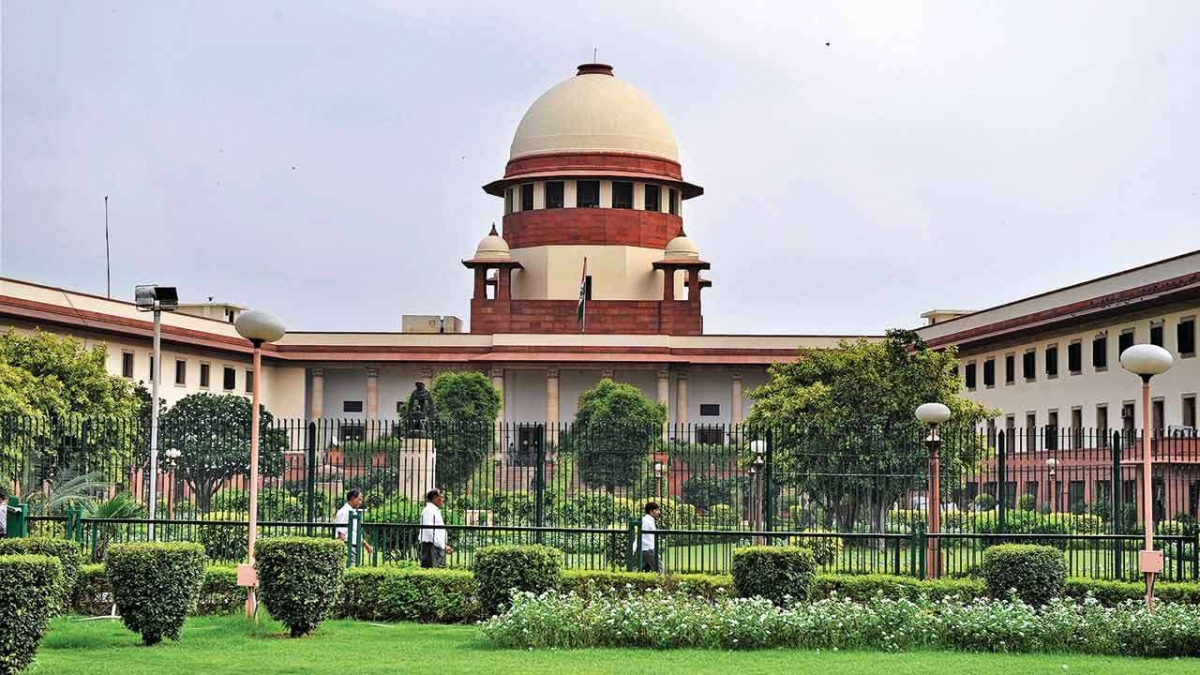 CJI N V Ramana hints at live streaming of Supreme Court proceedings