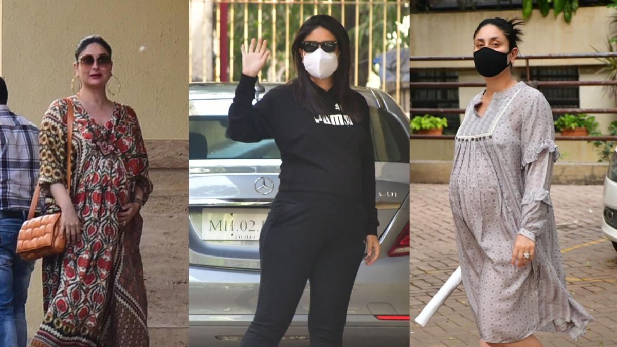 Decoding: Mom-to-be, Kareena Kapoor Khan's maternity fashion