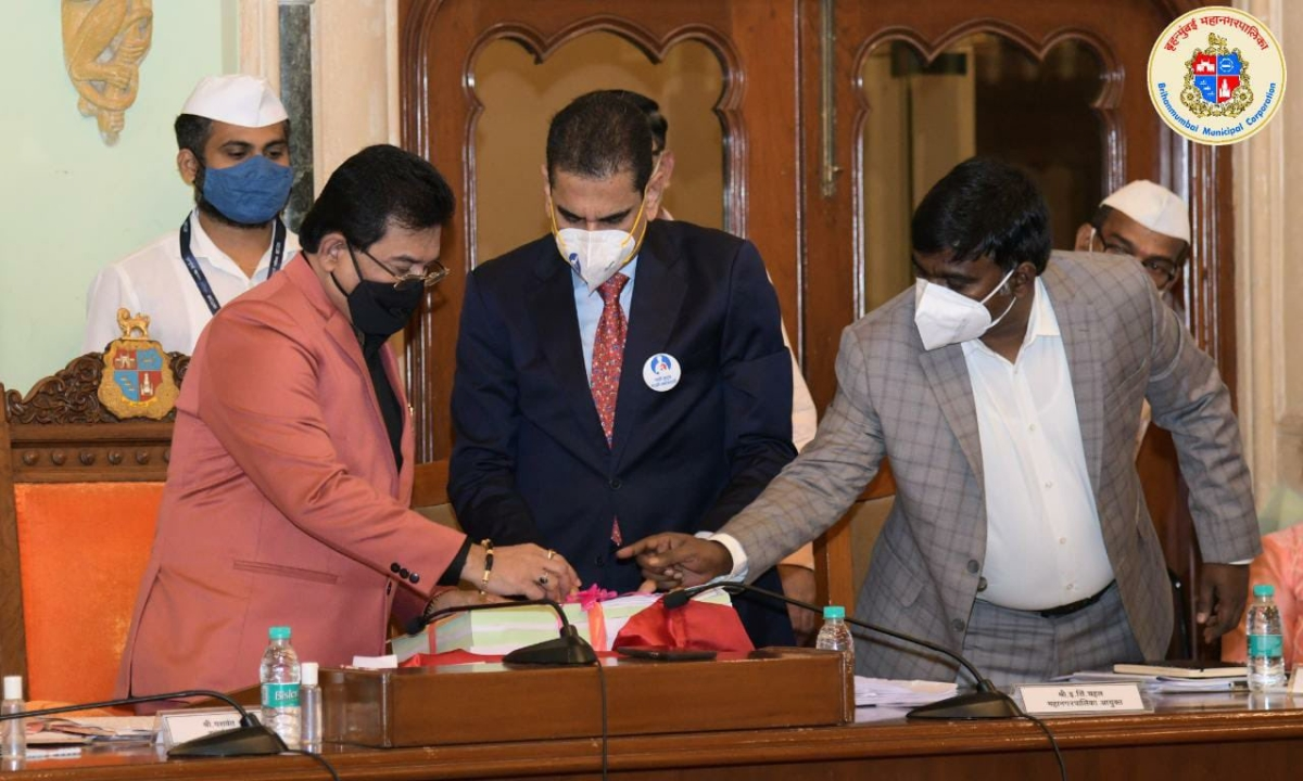 BMC Budget: Free Covid protection gear for all students