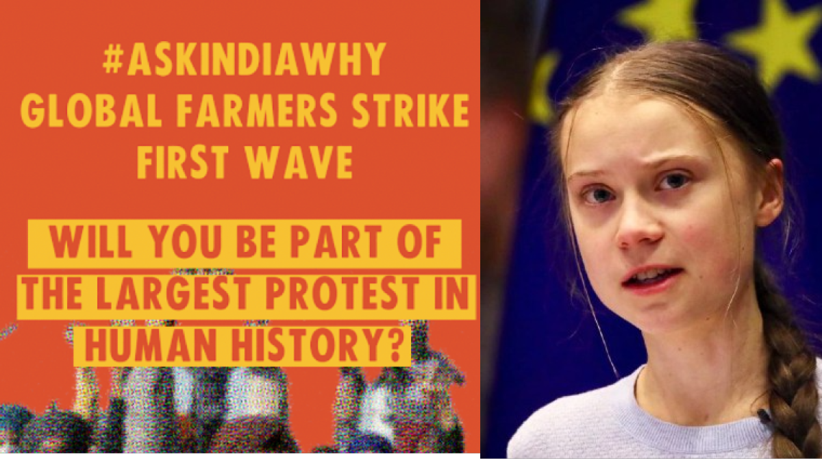 Global tweet storm, anti-govt stir and more: Greta Thunberg's 'toolkit' to fuel farmers' protest sparks row