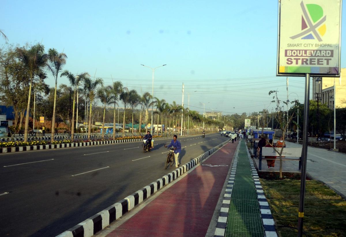 Boulevard Street, Bhopal