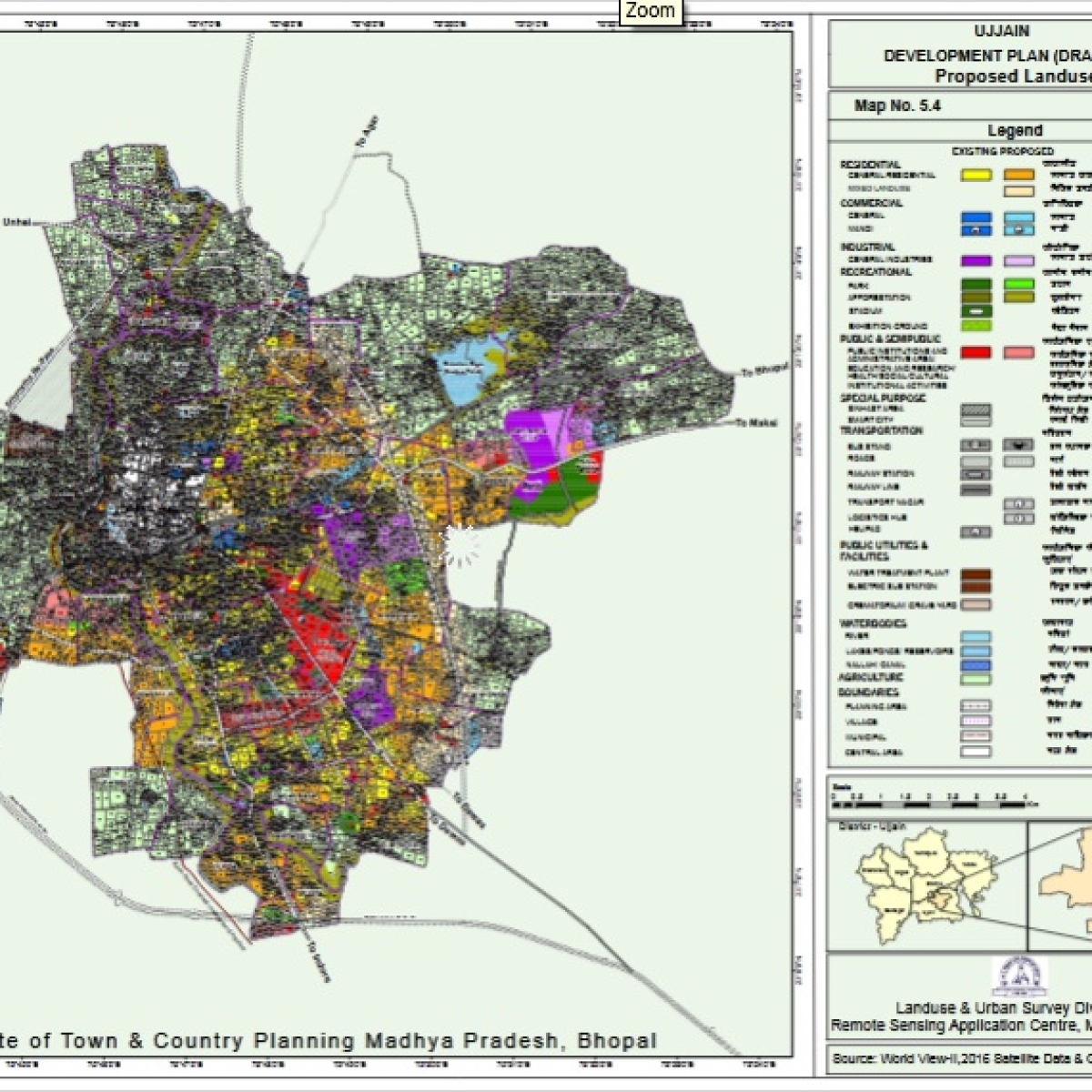 Ujjain: Master Plan conundrum; vested interests of leaders cast shadow over city's development