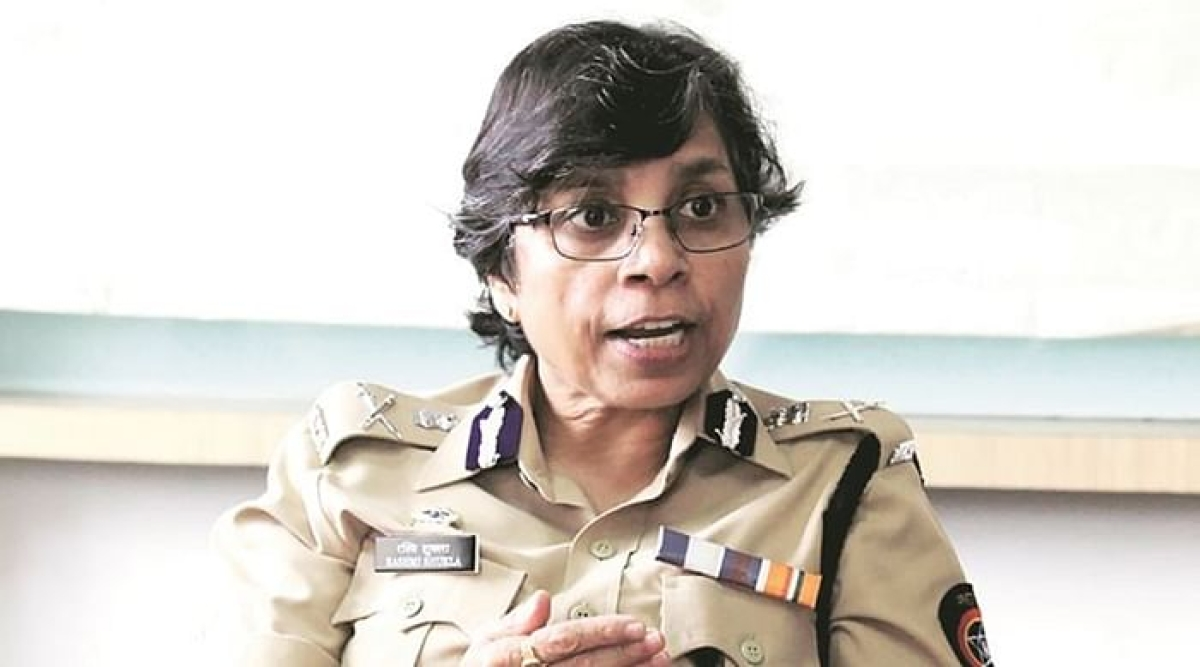 IPS officer Rashmi Shukla
