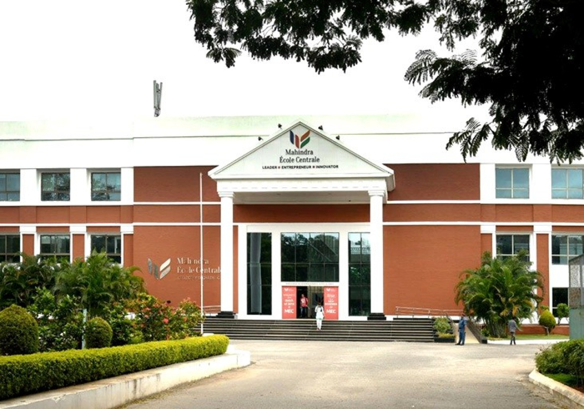 Ecole Centrale School of Engineering, Mahindra University, Hyderabad announces admissions to B.Tech. Degree Program 2021-25