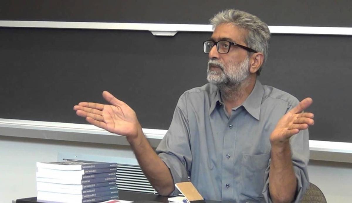 Elgar Parishad case: Bombay HC dismisses Gautam Navlakha's bail appeal