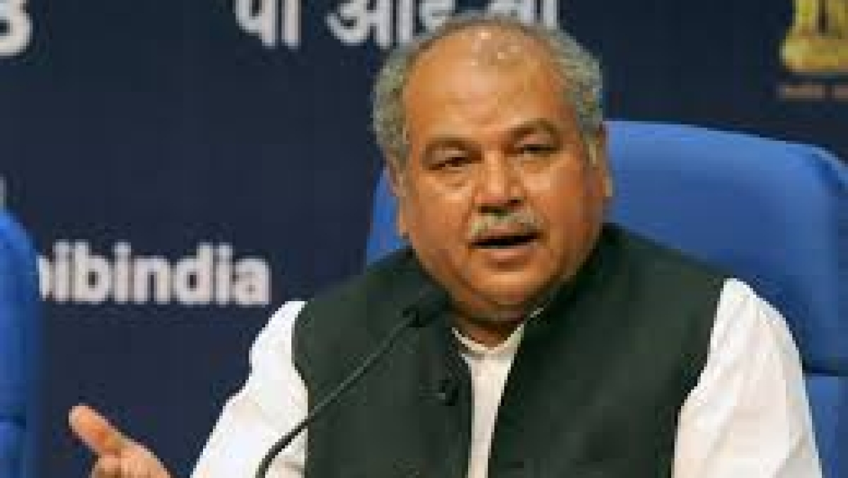 File Photo/ Union Agriculture Minister Narendra Singh Tomar