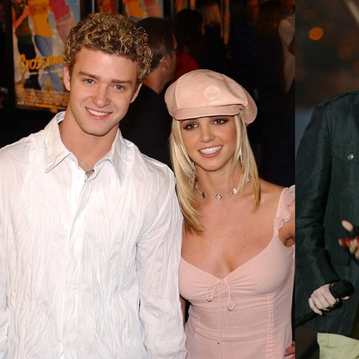 'I failed': Justin Timberlake apologises to ex-GF Britney Spears and singer Janet Jackson