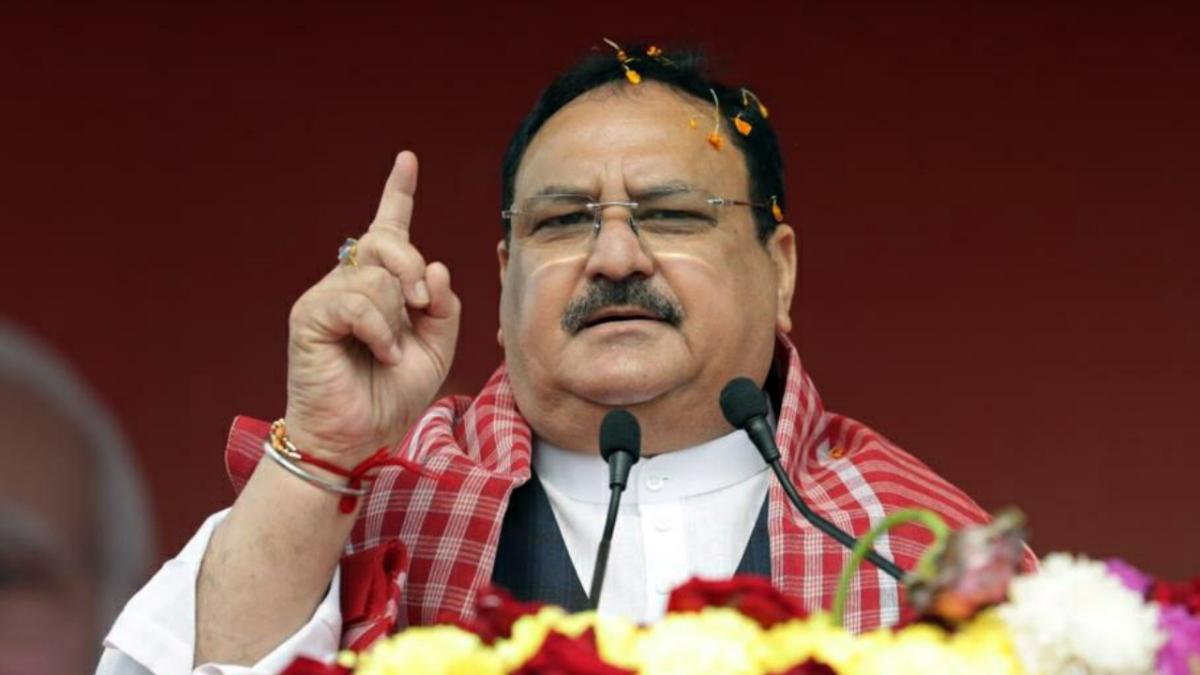 MVA harassing 'patriotic' Indians: BJP President JP Nadda slams Uddhav Thackeray govt