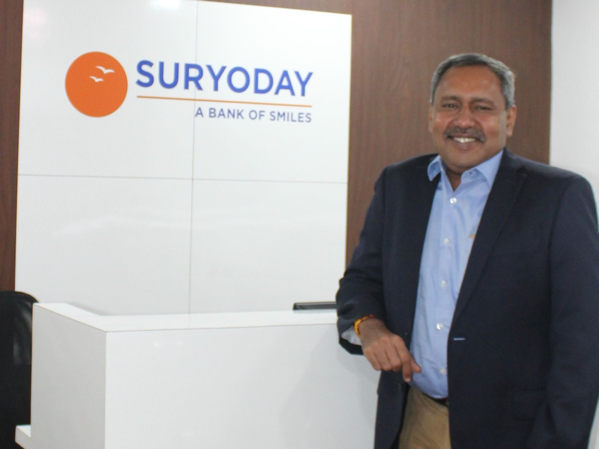 More small finance banks will help serve customers in a holistic manner, says R Bhaskar Babu of Suryoday Small Finance Bank
