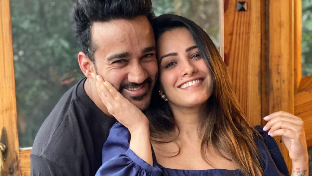 TV actress Anita Hassanandani and husband Rohit Reddy welcome baby boy