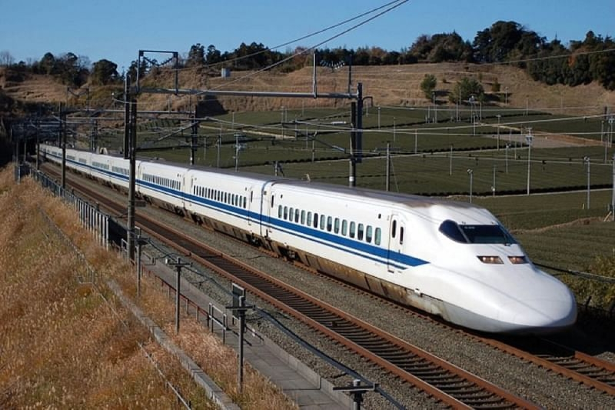 High speed rail: Piyush Goyal takes a dig at state govt over delay in land acquisition