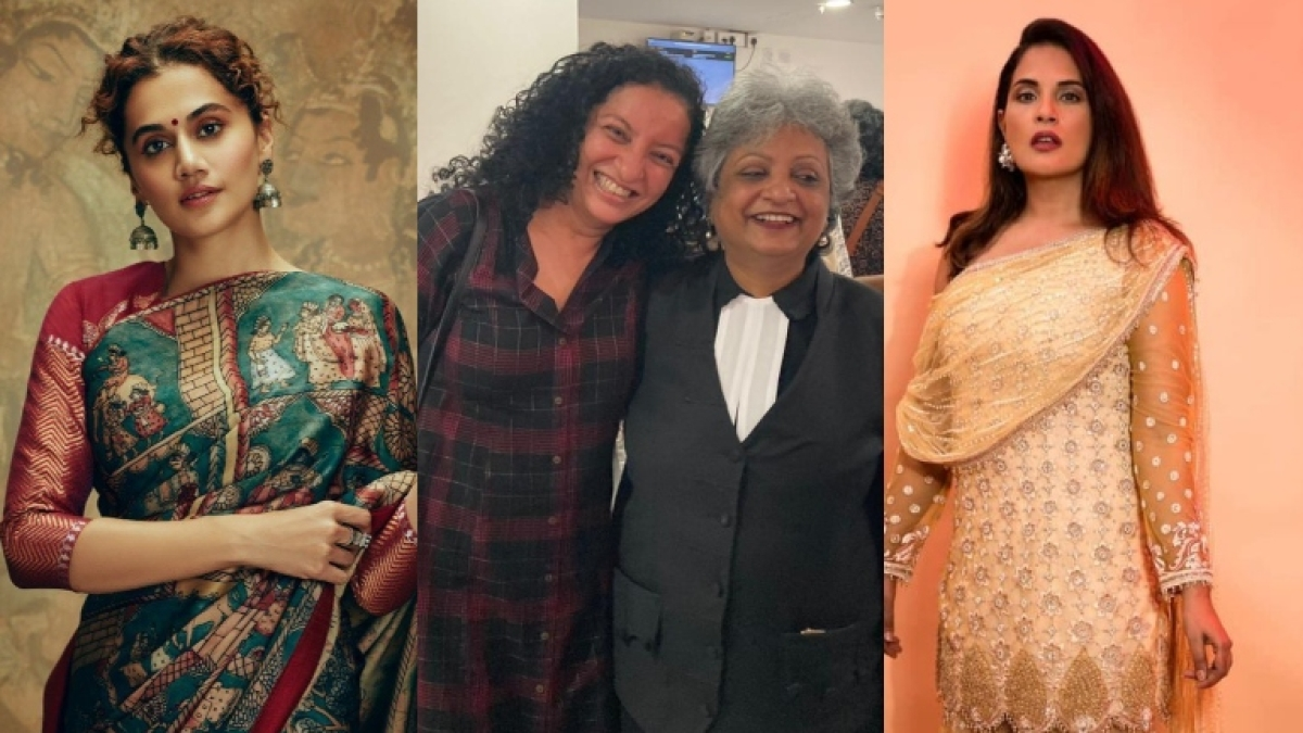 Taapsee Pannu, Richa Chadha and other Bollywood celebs rejoice as court acquits Priya Ramani in MJ Akbar defamation case
