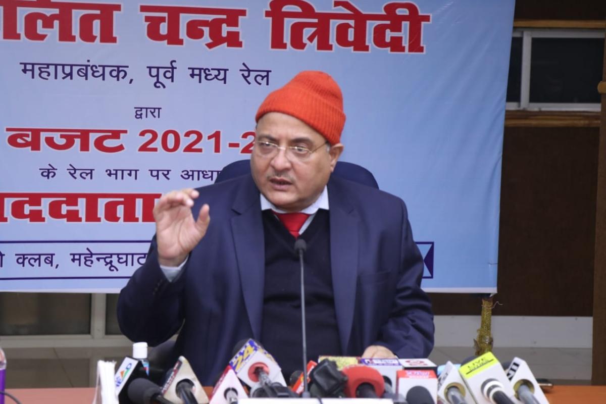 GM-ECR holds press conference on Budget 2021-22