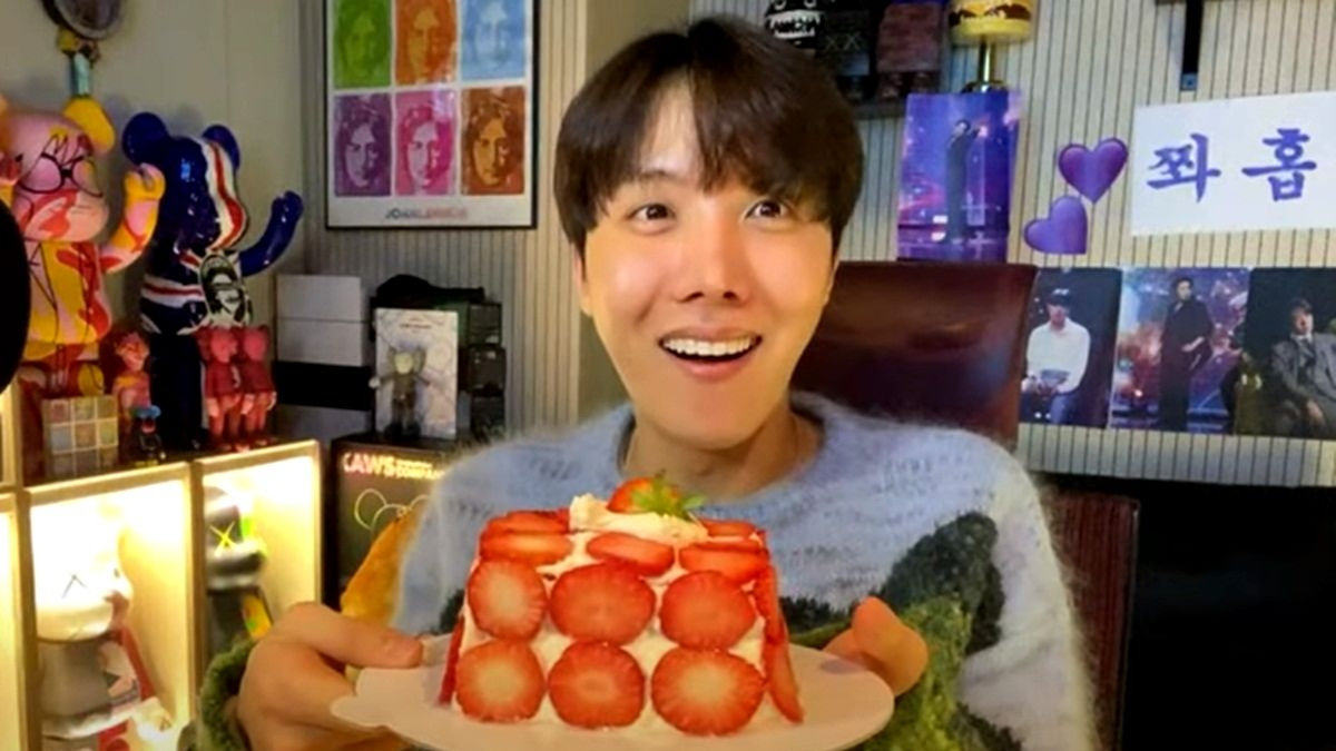 YouTube crashes as birthday boy J-Hope conducts live stream for BTS Army