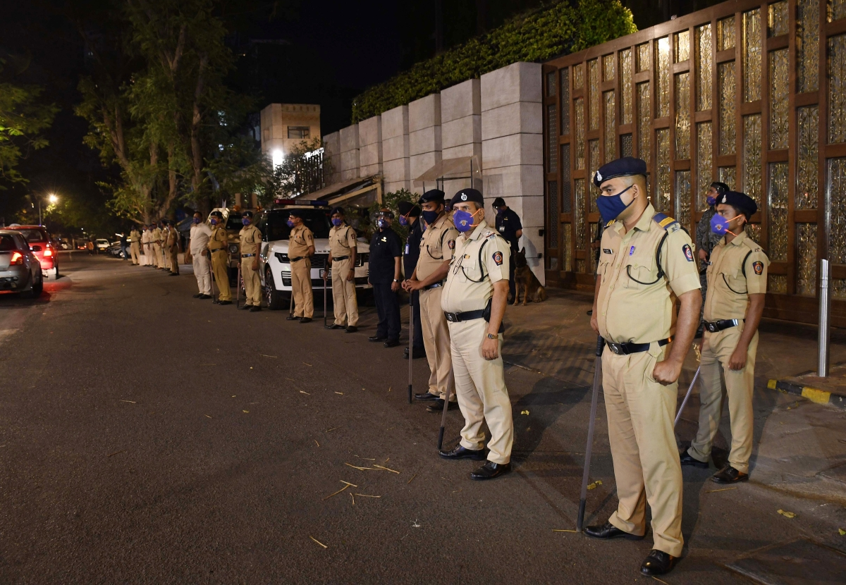 ATS to probe into explosive-laden vehicle outside Mukesh Ambani's residence after Mansukh Hiren's death