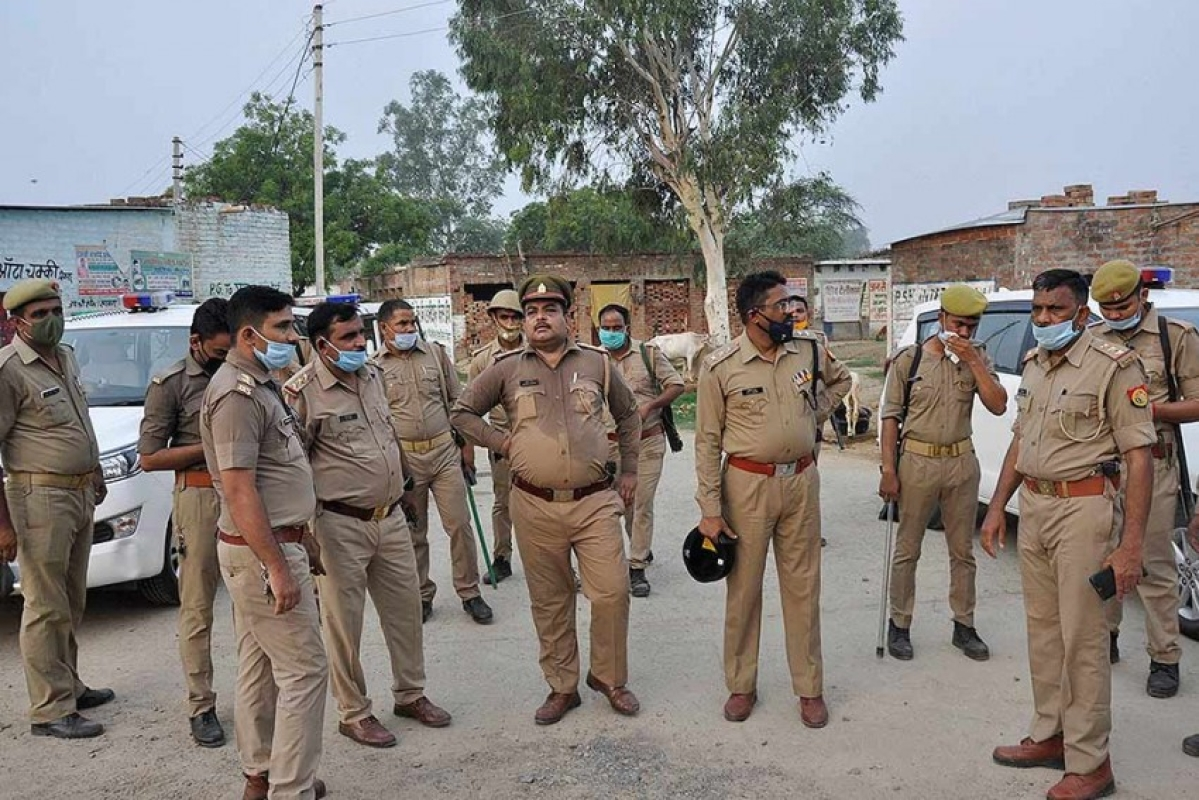 UP Police guns down accused involved in beating constable to death
