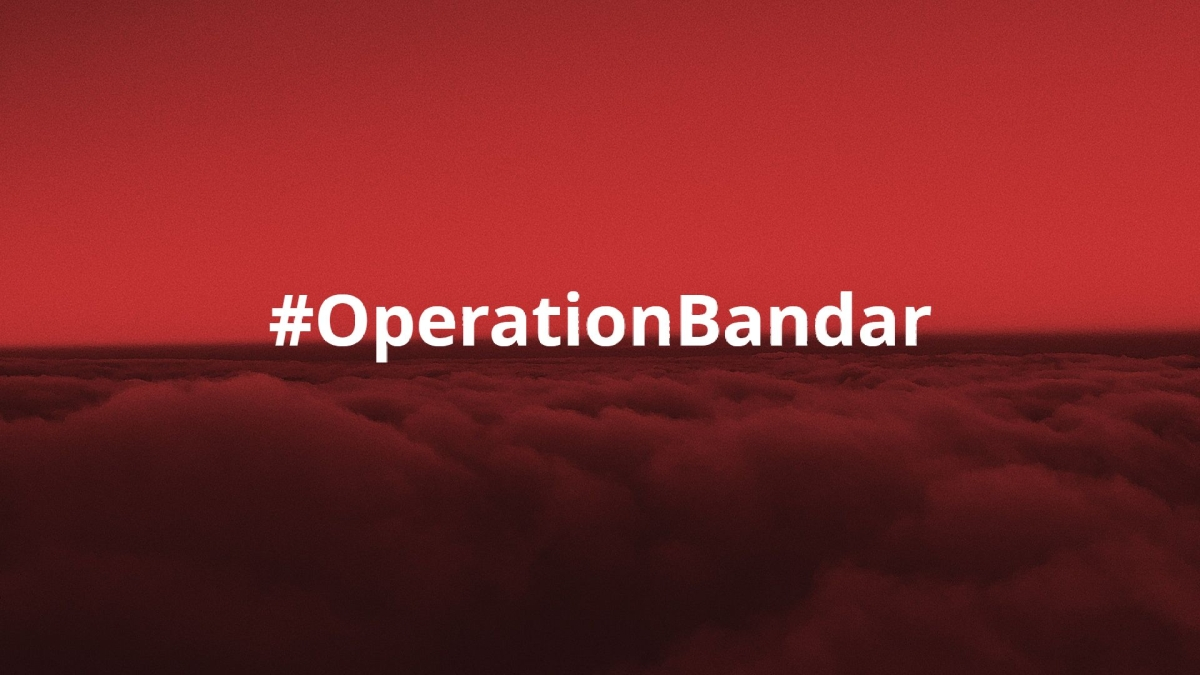 What is Operation Bandar and why is it trending on Twitter?