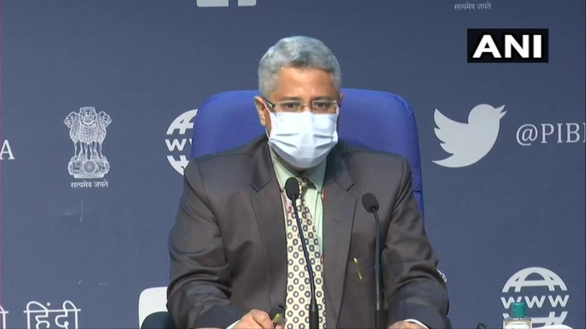 Mandeep Bhandari, Joint Secretary to the Union Health Ministry