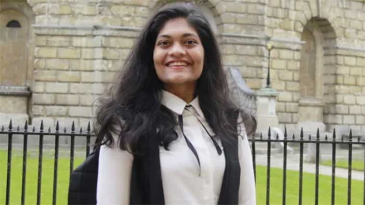Meet Rashmi Samant, first Indian female president of Oxford University Student Union