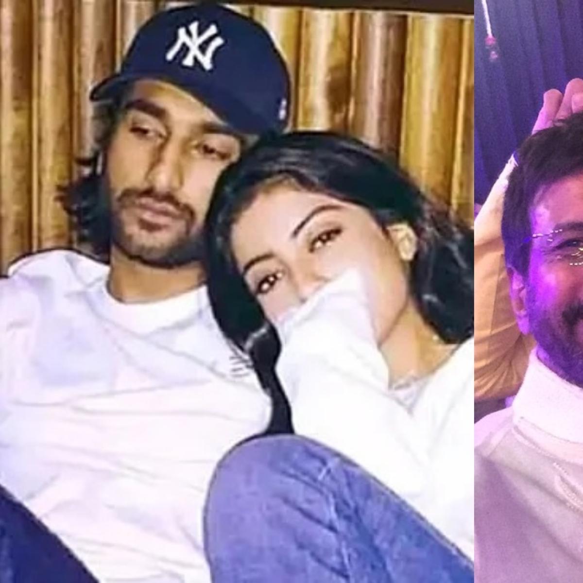'People want content': Jaaved Jaaferi on rumours of son Meezaan dating Big B's granddaughter Navya Naveli Nanda