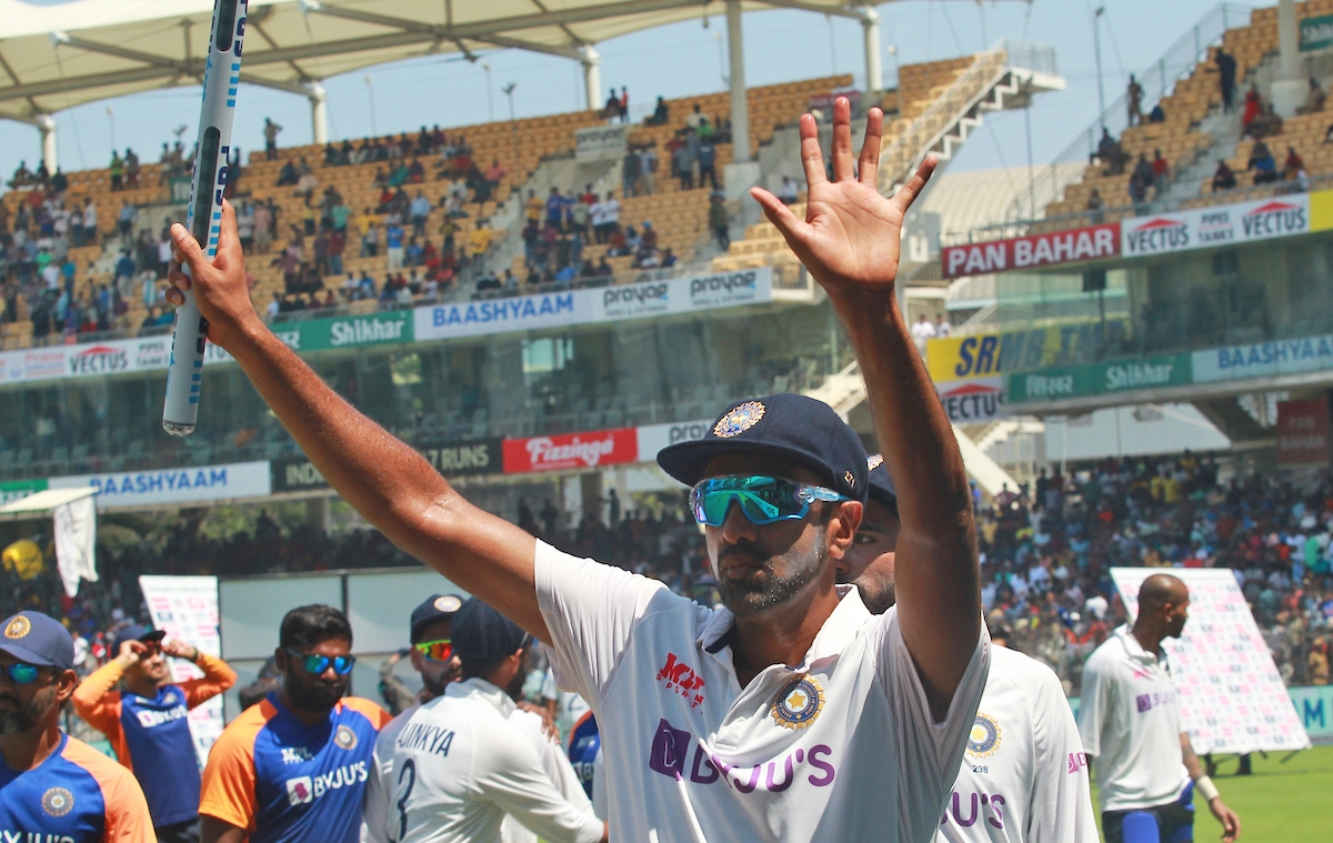 IND vs ENG, 2nd Test: Ashwin shuts critics for slamming Chennai pitch, says 'we never crib about the grass'