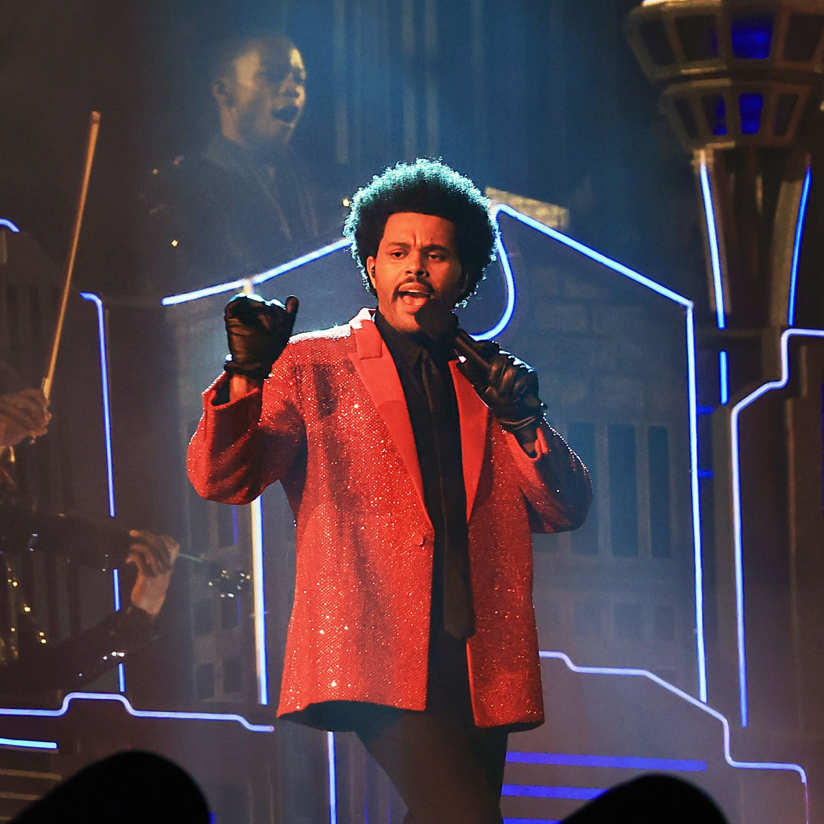 Netizens miss Shakira, JLo, Beyonce as The Weeknd performs at Super Bowl 2021 Halftime Show