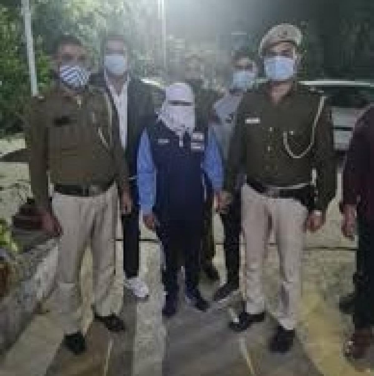 Wrestling coach wanted for 5 murders in Rohtak held in Delhi