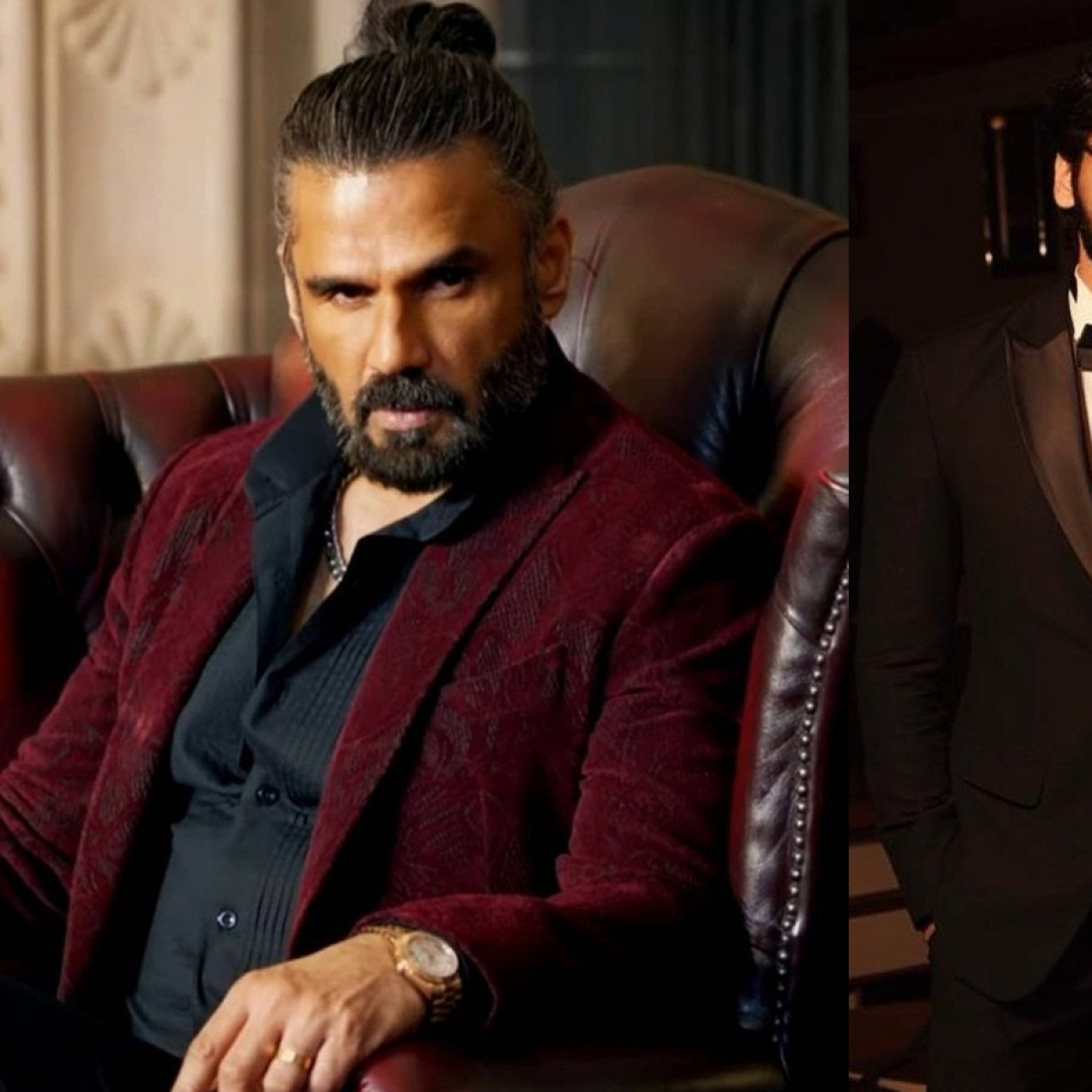 Every industry kid is called a 'druggie': Suniel Shetty on what makes him worry about his kids Athiya and Ahan