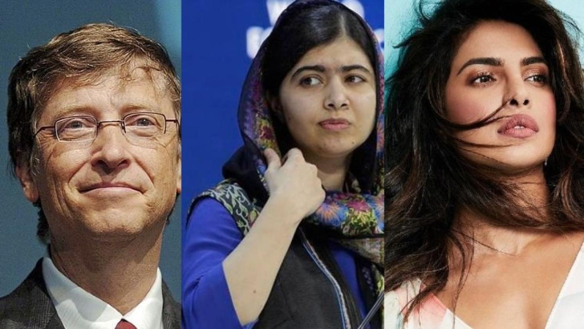 Bill Gates, Malala Yousafzai, Priyanka Chopra among speakers at Jaipur Literature Festival 2021