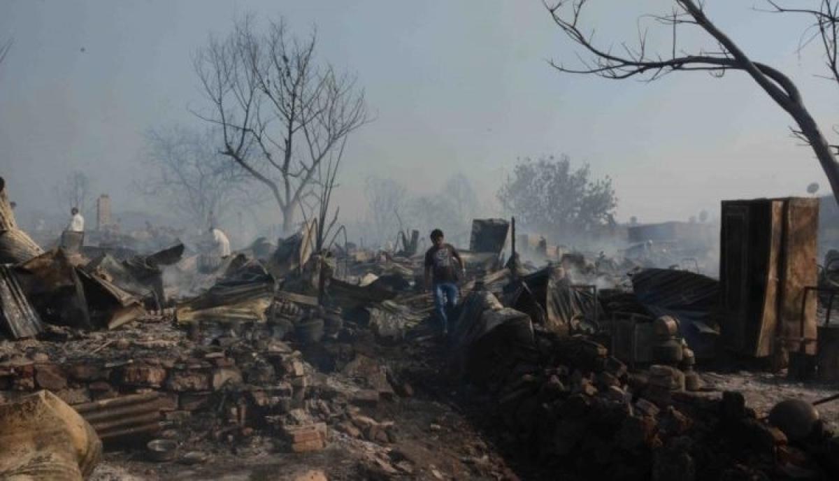 Fresh trouble along Assam-Mizoram  border: 10 hurt, 20 houses burnt