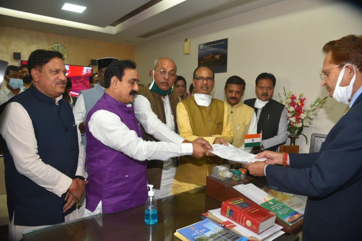 Bhopal: Girish Gautam likely to be elected unopposed as Madhya Pradesh assembly Speaker