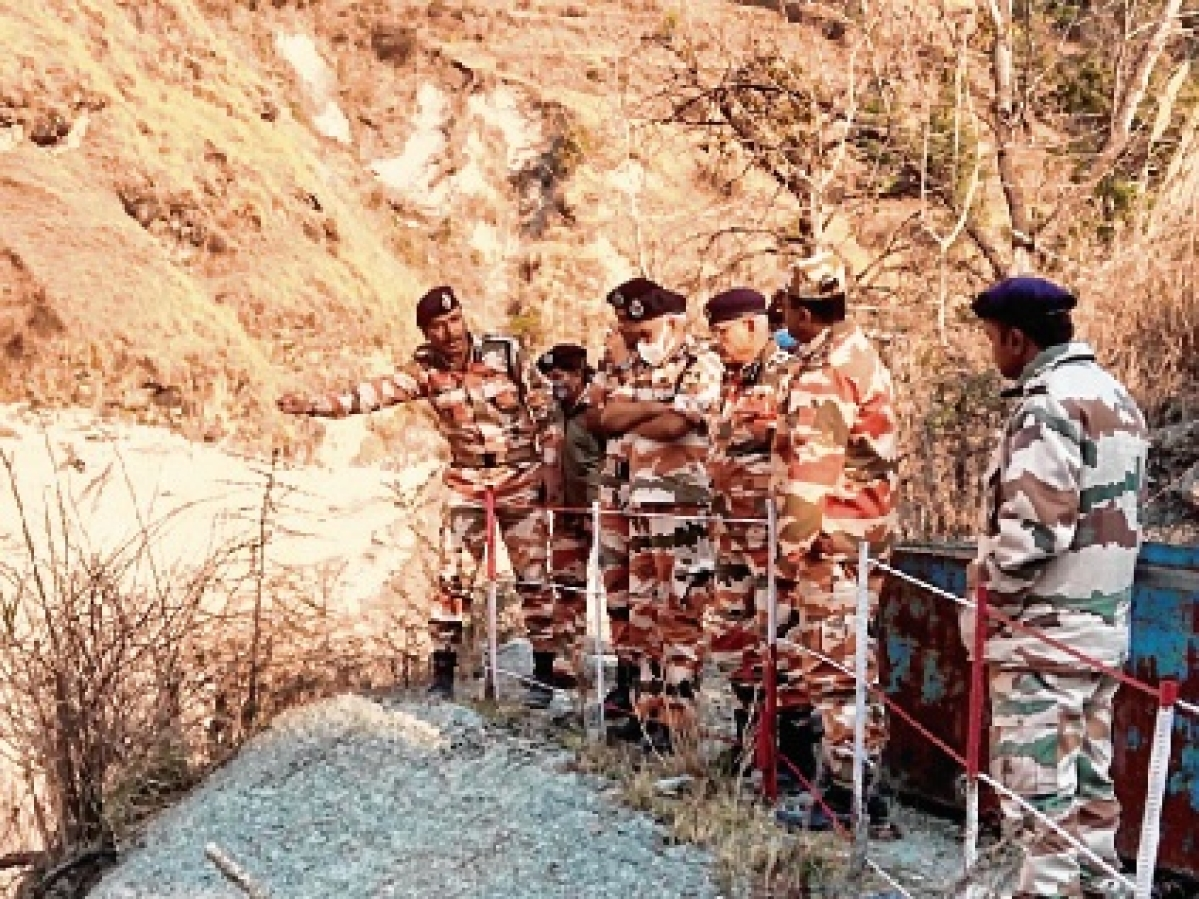 Uttarakhand tragedy: 166 m of Tapovan tunnel cleared