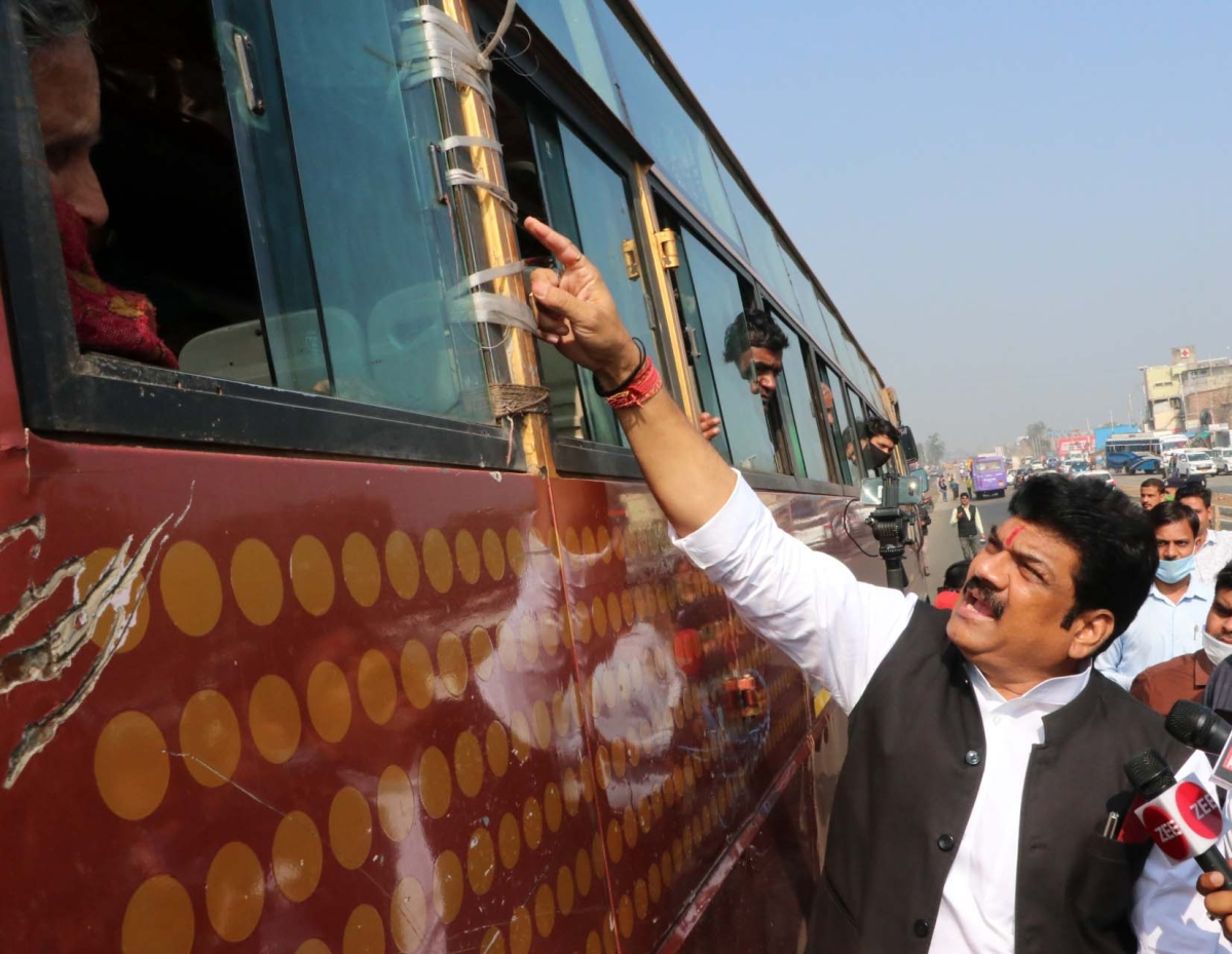 Bhopal: RTO officials pull back indefinite strike as MP transport minister Govind Rajput accepts demands