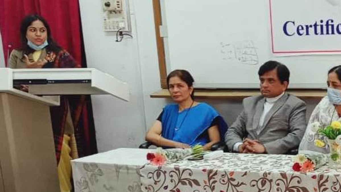 Ujjain: Government Girls Post Graduate College holds online poetry event to mark Spring Festival, 2021
