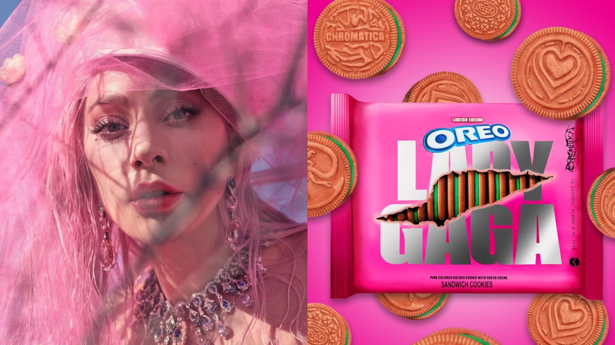 Lady Gaga launches pink and green Oreo cookies – Where to buy