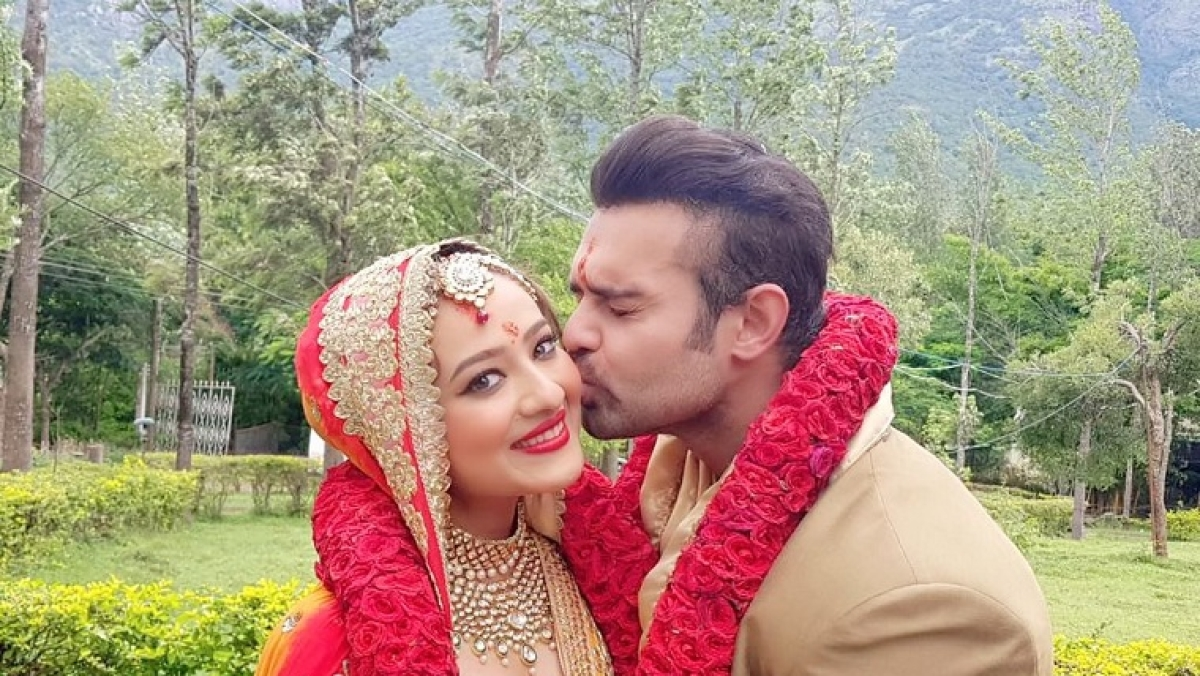 How I Met My Husband: Actor Madalsa Sharma gets candid about how she fell for her husband, Mahaakshay Chakraborty