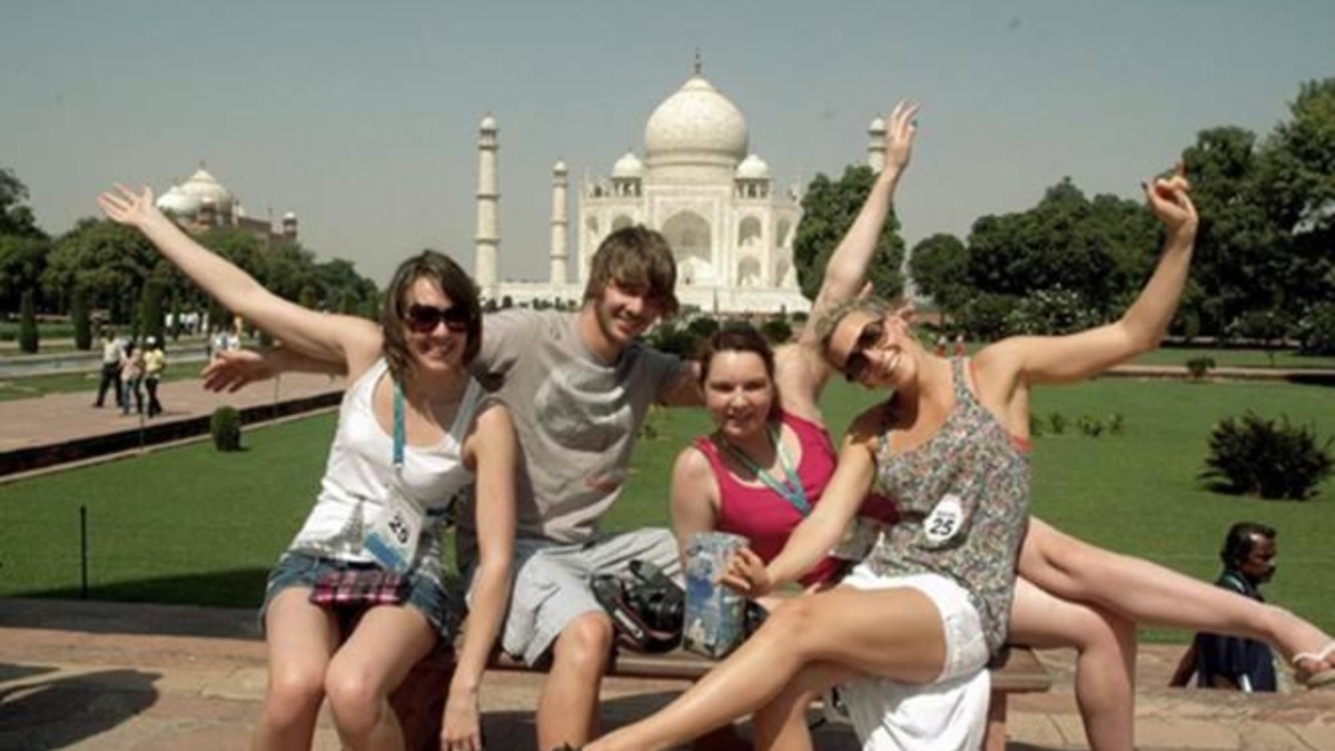In a pandemic-hit world, India won't rush to reopen doors to international tourists
