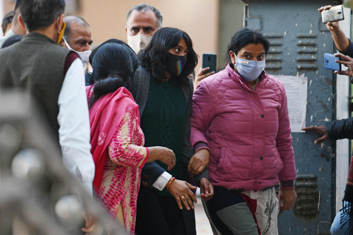 Toolkit case: Delhi's Patiala House Court sends activist Disha Ravi to one-day police remand