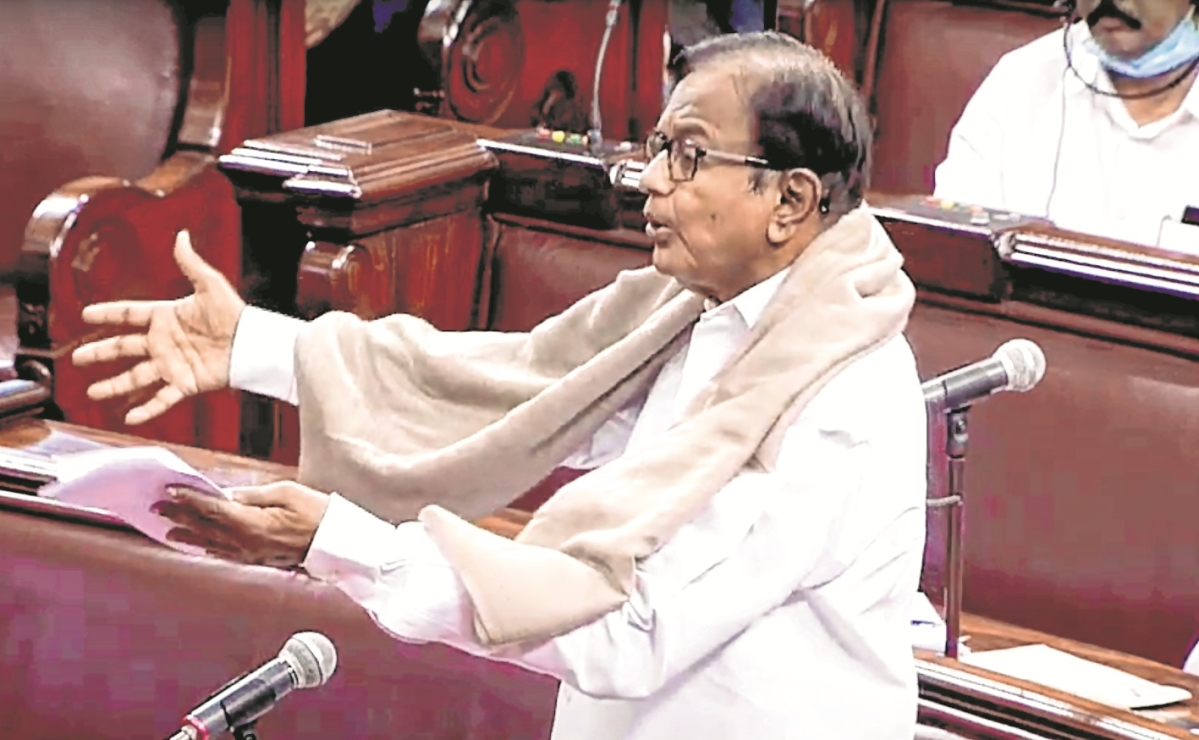 In the Parliament Budget for the rich, of the rich, by the rich: Chidambaram