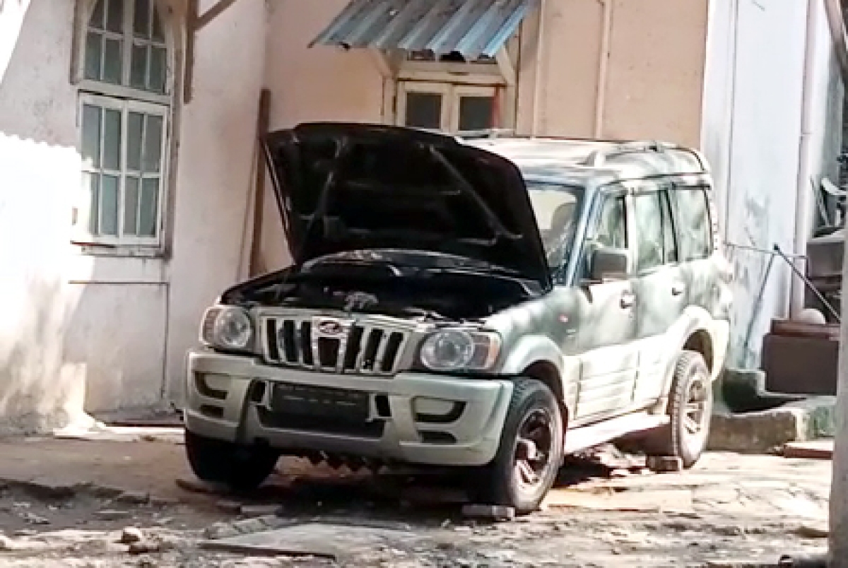 No marks of forcible entry seen on SUV found near Ambani's house: police