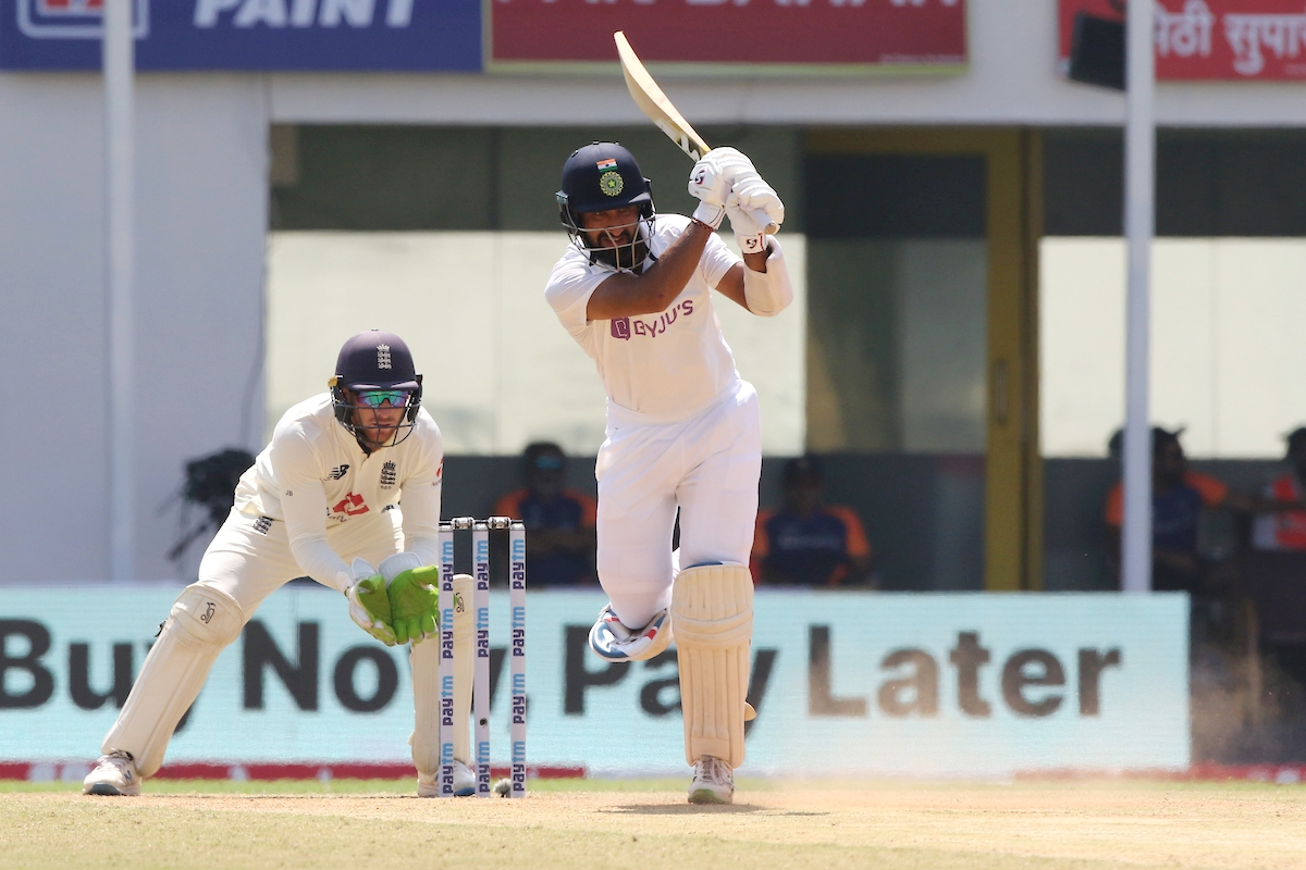 Ind vs Eng, 2nd Test: Injury keeps Pujara away from fielding in England's innings