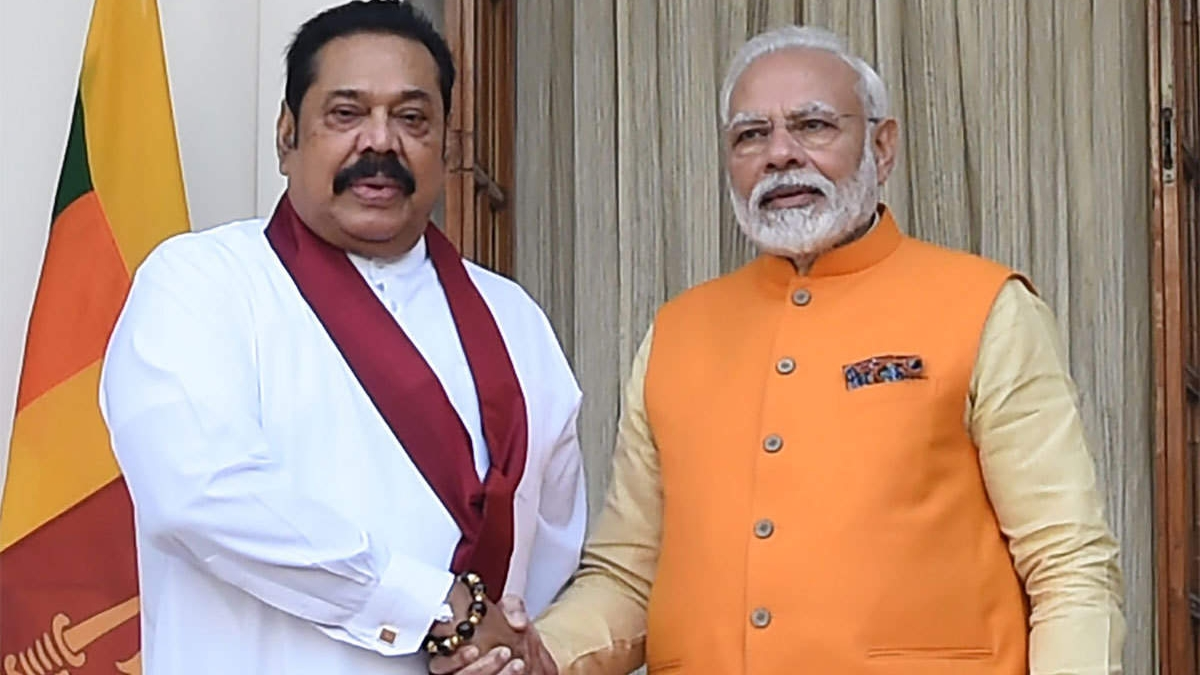 Modi greets PM Mahinda Rajapaksa on Sri Lanka's 73rd Independence Day