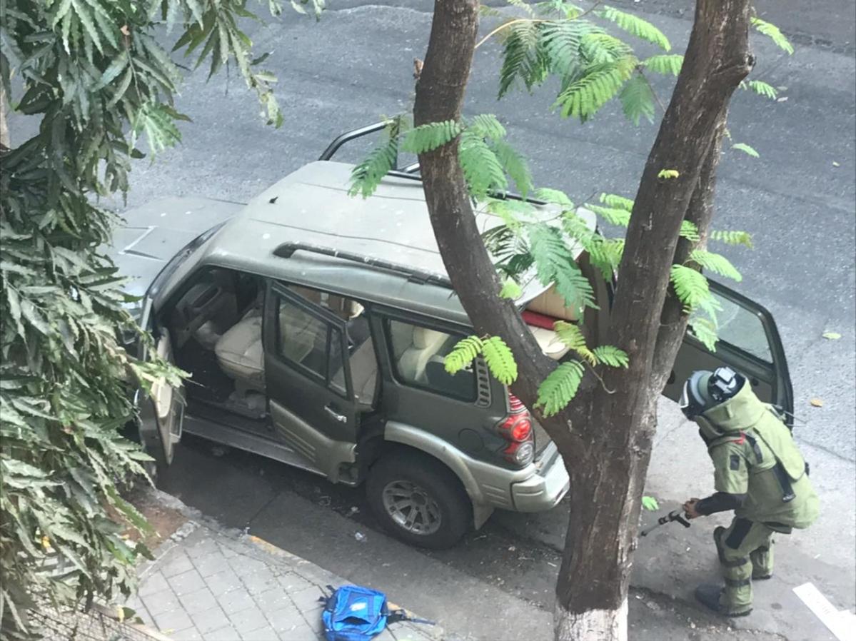 Mumbai: Gelatin sticks in SUV capable of low-intensity blast, chances of big damage dim, says FSL