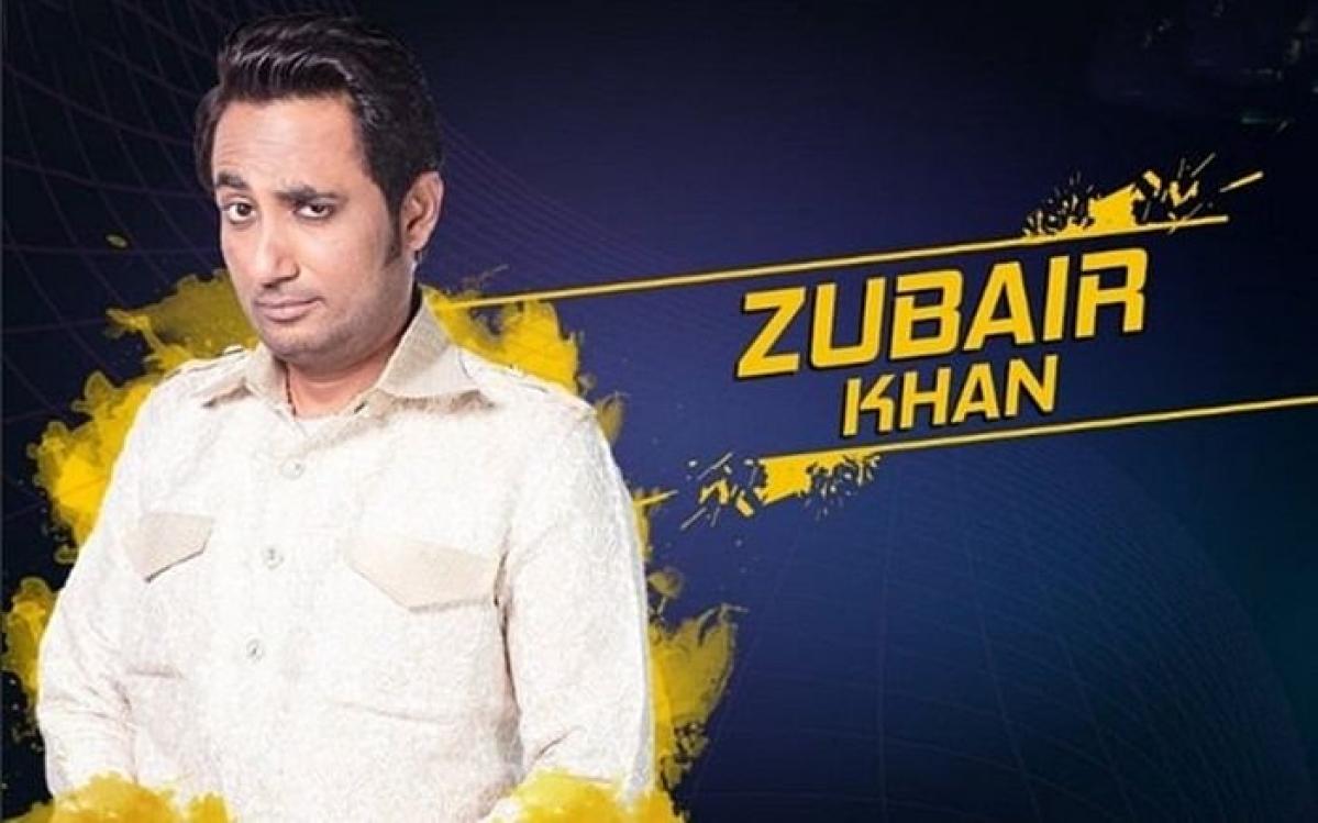 Ex-Bigg Boss contestant Zubair Khan booked for abusing BJP leaders