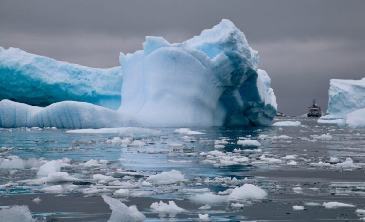 Melting of ice sheets rapidly increase methane in environment, says study