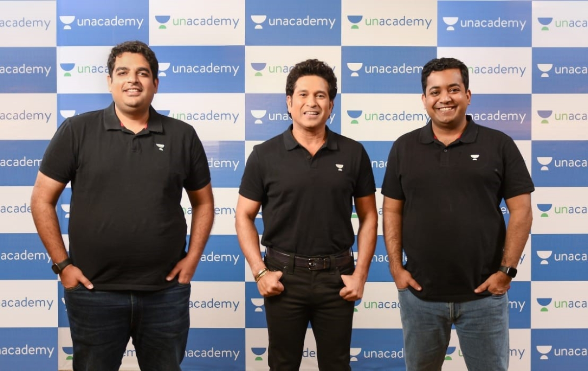Unacademy and Sachin Tendulkar enter into a strategic partnership; to unveil new sports content