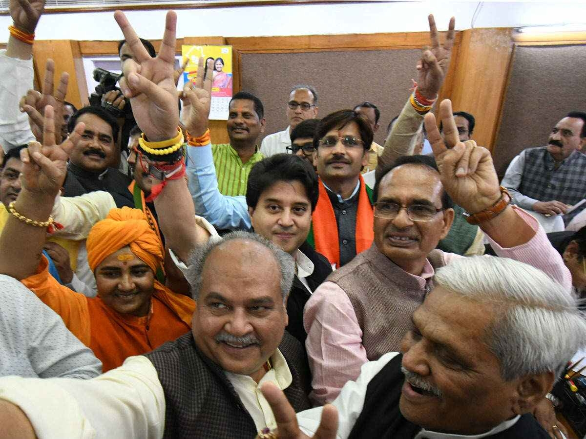 Madhya Pradesh: Congress makes jibe at giving freehand to ministers