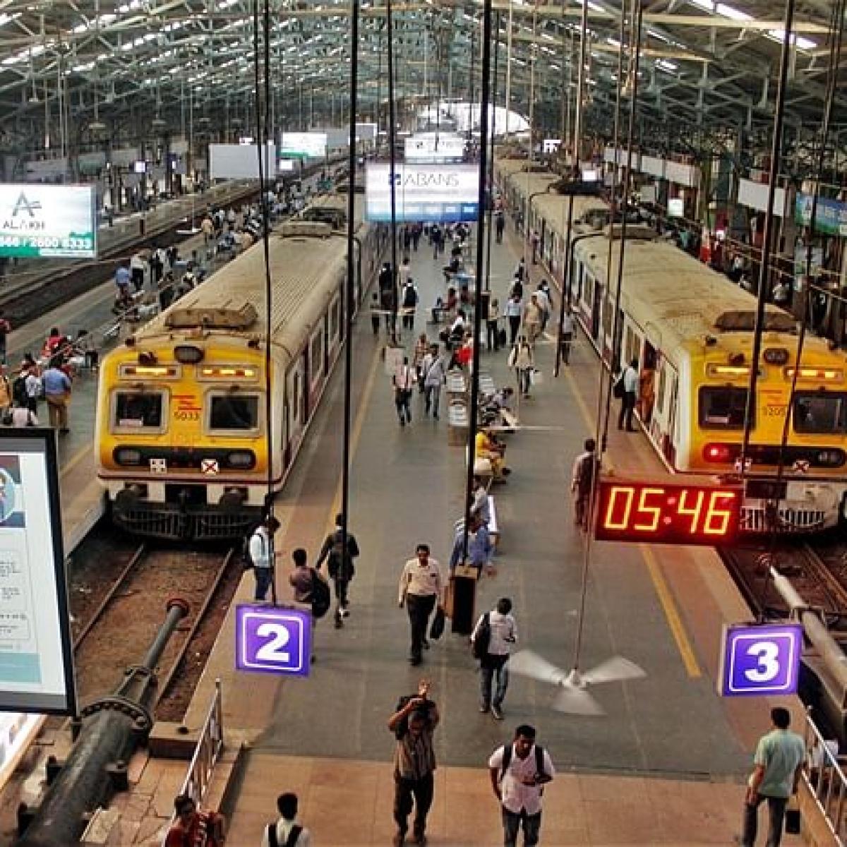 As Maharashtra govt announces strict curbs, here's who are allowed to board local trains in Mumbai